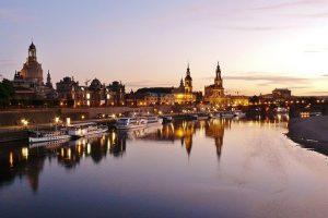Messestadt Dresden - Elbflorenz. Der Charm der Stadt auf der Messe
